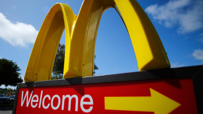 Fast-food protests in 30 cities across US