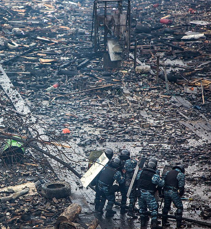 Kiev, February 19, 2014 (RIA Novosti/Andrey Stenin)