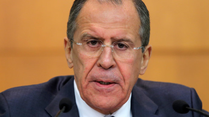 Threats of sanctions against Ukraine look like blackmail - Lavrov