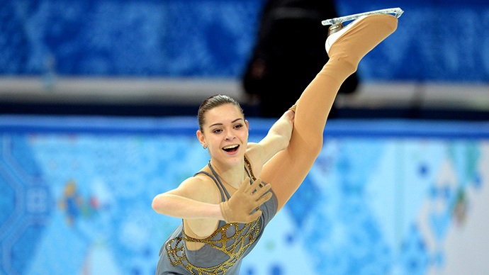 Sochi 2014: Adelina Sotnikova wins Russia's first-ever women's figure skating gold