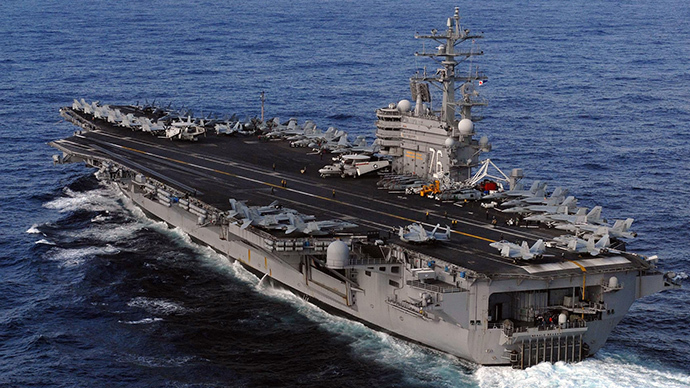 16 US ships used in Fukushima relief still contaminated with radiation - Navy