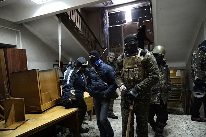 (AFP Photo / Aris Messinis)