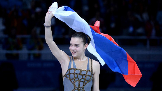 Sochi medal wrap-up, Day 13: Adelina Sotnikova wins Russia's first-ever women's figure skating gold