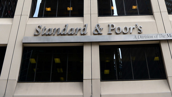 "S&P says Ukraine ""likely to default"""