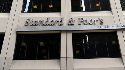 ​Stable to Negative: S&P, Fitch cut Russia's rating on sanction fears