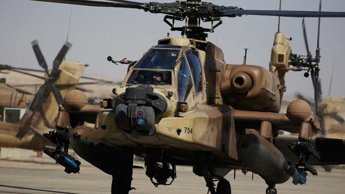 Four years after 'Collateral Murder,' Lockheed unveils new cameras for Apache helicopters