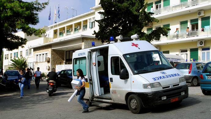 ​Malaria returns to Greece as austerity wreaks havoc on healthcare