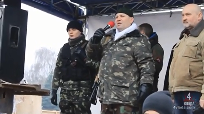 Notorious Ukrainian nationalist on international wanted list over Chechnya killings
