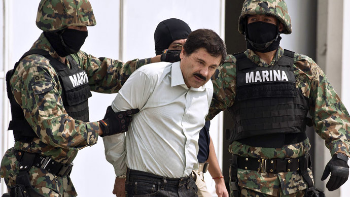 Mexico's most wanted drug lord Guzman captured