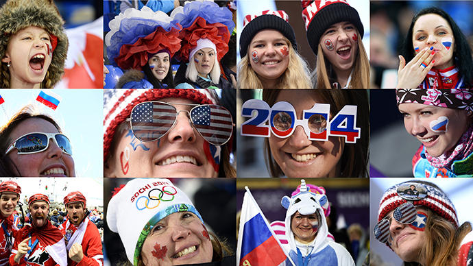 Most touching and emotional moments of Sochi  2014 Olympic Games