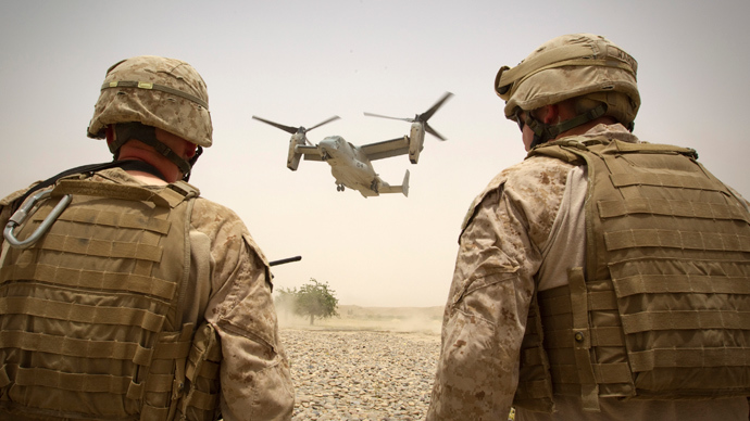 Not-so-cold turkey: US ponders leaving 3,000 troops in Afghanistan after 'withdrawal'