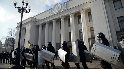 Alarming trend in Ukraine: Historic monuments toppled, Nazi symbols spread (PHOTOS, VIDEO)