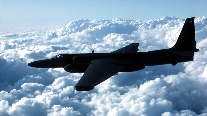 U-2 spy plane (AFP Photo / US Air Force)