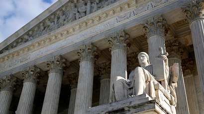 For the first time video emerges of US Supreme Court proceedings