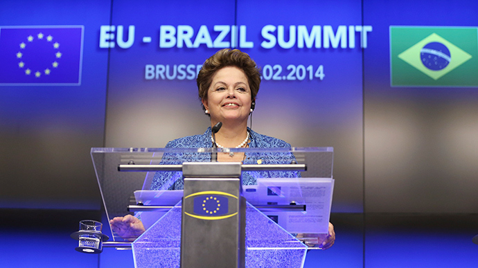 Brazil presses EU for progress on undersea cable to circumvent US spying