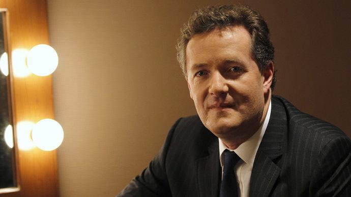 CNN cancels Piers Morgan Live over gun control position?