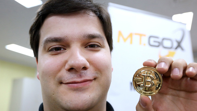 Mark Karpeles, CEO of Japan's Mt Gox (Image from coindesk.com)