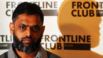 Ex-Guantanamo detainee Moazzam Begg walks free after 7 month custody
