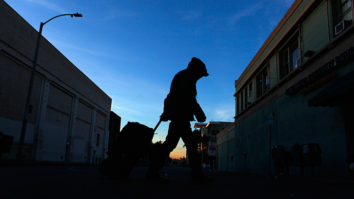 South Carolina city requires fees and permits to feed the homeless