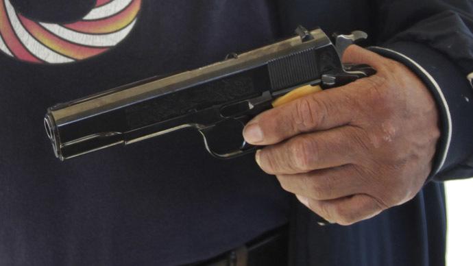 Michigan man kills himself while demonstrating gun safety