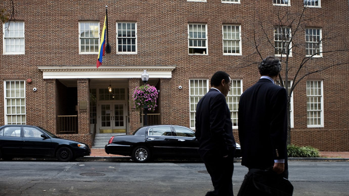 Venezuelan diplomats given 48 hours to leave US in tit-for-tat move