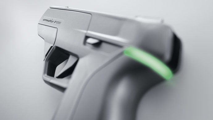 For your hands only: Bond-style 'smart gun' controlled solely by owner is now real