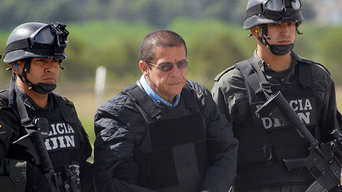 ​US failed to pay bounty for Colombian drug king capture, says informant