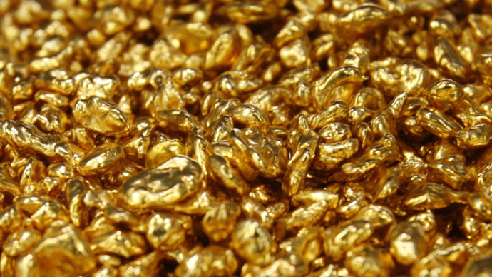 California gold prospectors hope state-wide drought will help them strike it rich