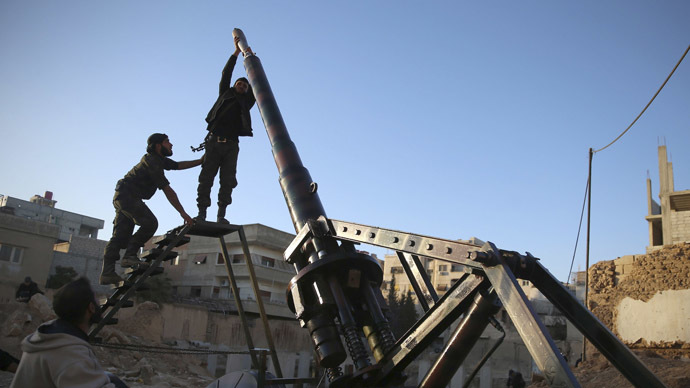 ​Russia condemns rumored Saudi plans to arm Syrian rebels with anti-air missiles