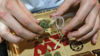 Legalizing cannabis poses grave danger - UN