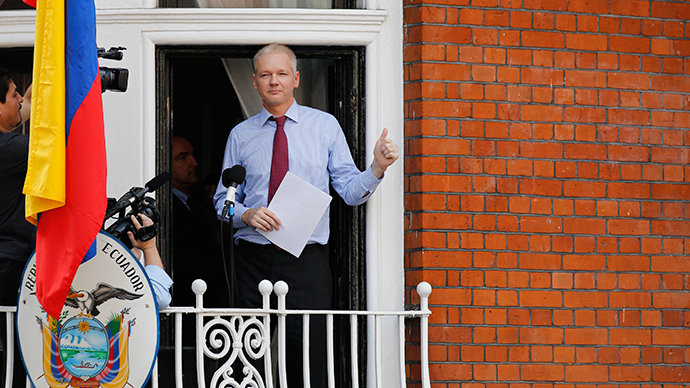 UK shells out over $8mn to monitor Julian Assange