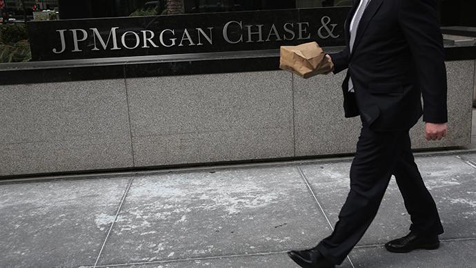 JP Morgan to cut 8,000 mortgage and retail jobs