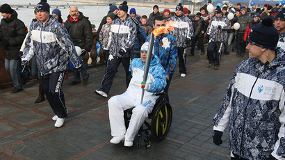 #Neverstop: 2014 Paralympic Games kick off in Sochi (PHOTOS)