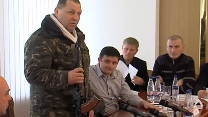 Russia starts giving out passports to Ukraine's ex-Berkut officers pelted with 'threats'
