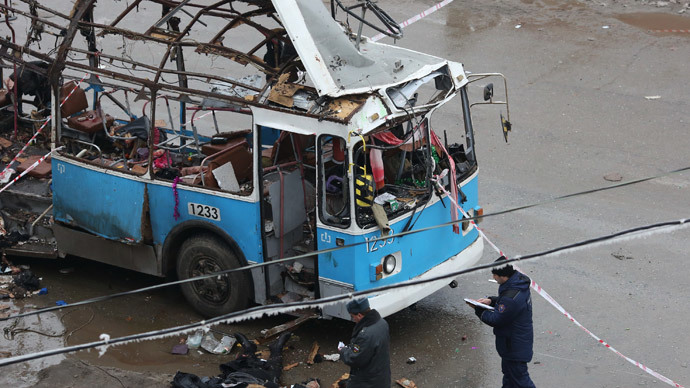 Russia hit by 31 terror attacks in 2013 – chief investigator