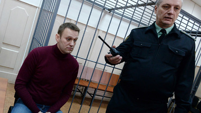 Moscow magistrate fine opposition figure Navalny over internet slander