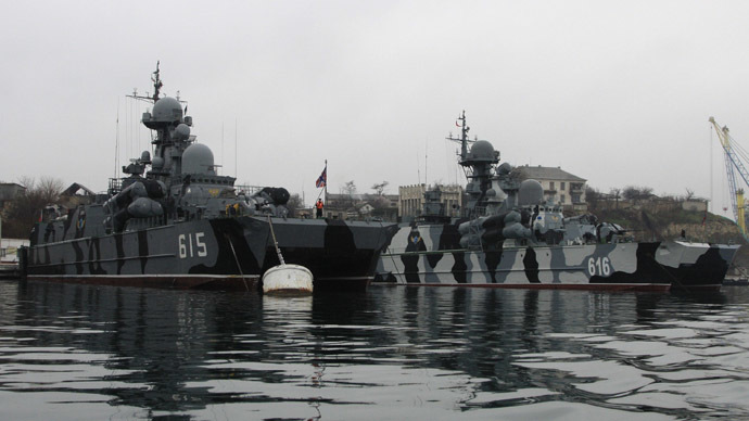 Movement of Russian armored vehicles in Crimea fully complies with agreements - Foreign Ministry