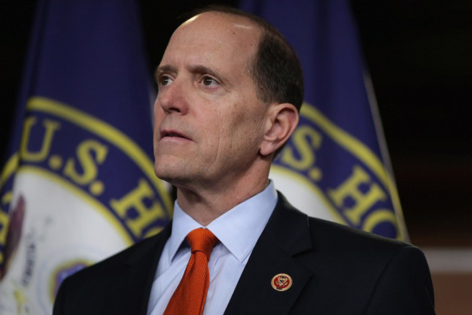 House Ways and Means Committee Chairman Dave Camp (R-MI) (AFP Photo / Chip Somodevilla)