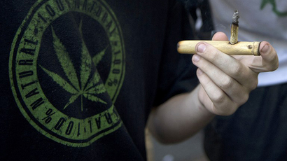 Marijuana on its way to being decriminalized in Washington DC