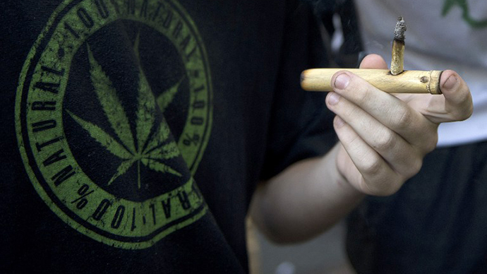 Alaska could become third state to legalize marijuana