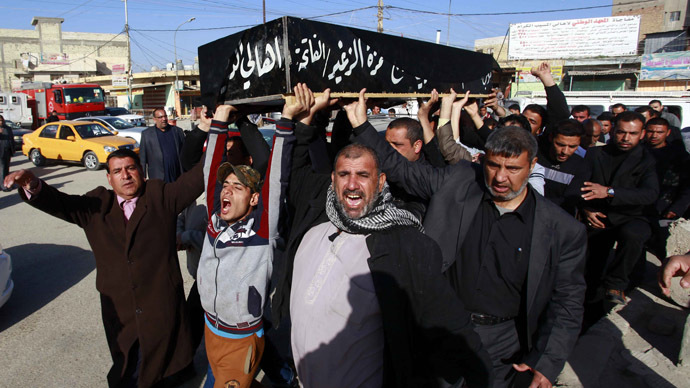 Iraq death toll tops 700 in February – UN