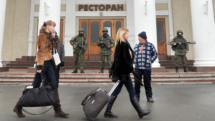 Up to 143,000 Ukrainians requested asylum in Russia in two weeks