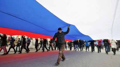 Lawmakers ready to pass bill allowing acceptance of Crimea into Russian Federation