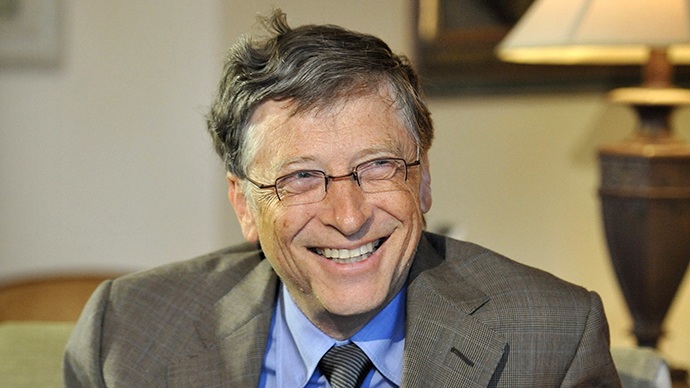 Bill Gates back on top of Forbes billionaire list
