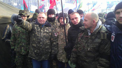 Notorious Ukrainian nationalist militant shot dead in police raid (GRAPHIC PHOTO)
