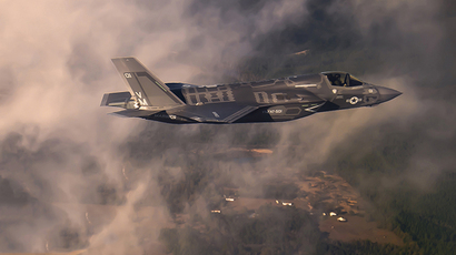 F-35 fleet grounded for the eighth time over unknown engine issue