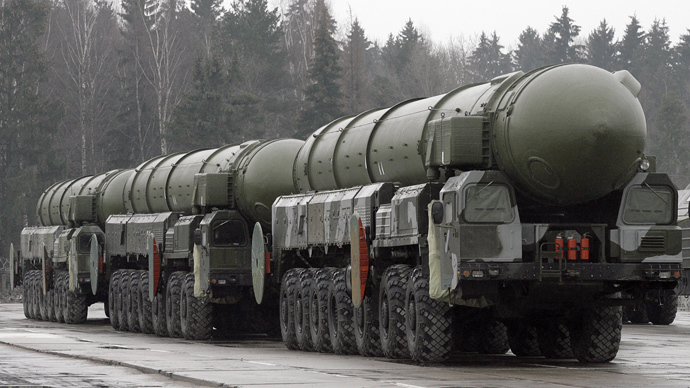 Russia fires intercontinental ballistic missile in scheduled test