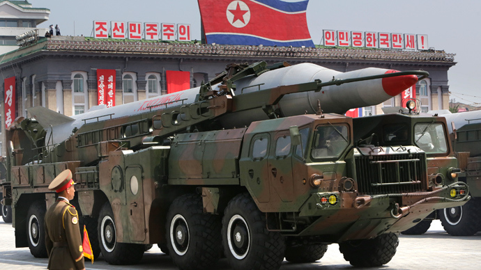 US, UK parts in N. Korea rocket – UN report