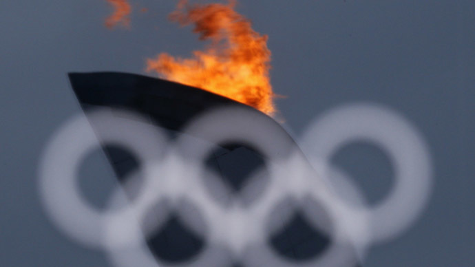 Paralympic flames from 45 Russian cities unified in Sochi