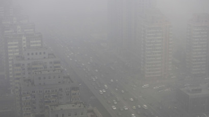Pollution level China: 96 percent of cities fail environmental probes